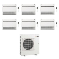 Selectii multiple pentru Unitate interna Mitsubishi Electric tip consola KT R32 MFZ-KT35 12000BTU