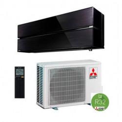 Aparat de Aer Conditionat cu Inverter Mitsubishi Electric SERIA LN, BLACK 12000 BTU, R32