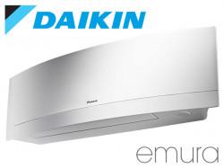 Unitate Interioara pentru Aparat de aer conditionat Daikin Emura Bluevolution R-32 FTXJ20MW+RXJ20M Inverter 7000 BTU White