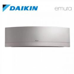 Unitate Interioara pentru Aparat de aer conditionat Daikin Emura Bluevolution FTXJ50MS-RXJ50M Inverter 18000 BTU Silver