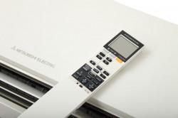 Telecomanda pentru Unitate interna Mitsubishi Electric consola,KJ R410 MFZ-KJ25 9000BTU