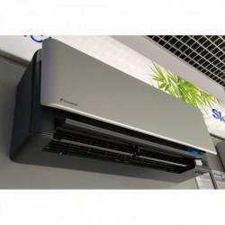 Montaj Unitate Interioara tip Premium Hidro-Tehnica pentru Aparat de aer conditionat Daikin Stylish Bluevolution FTXA42BS-RXA42B Inverter 14000 BTU Silver