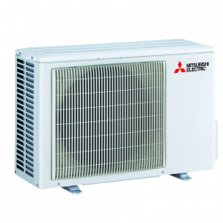 Unitate Exterioara pentru Aparat de Aer Conditionat cu Inverter Mitsubishi SERIA LN, PEARL 9000 BTU, R32