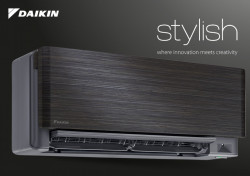 Promo Unitate Interioara Pentru Aparat de aer conditionat Daikin Stylish Blackwood FTXA20BT-RXA20A Bluevolution Inverter, A+++ ,WiFi inclus 7.000 btu