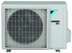 Unitate Exterioara pentru Aparat de aer conditionat Daikin Stylish Bluevolution FTXA20BS-RXA20A Inverter 7000 BTU Silver