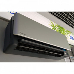 Montaj Unitate interioara tip Premium Hidro-Tehnica pentru Aparat de aer conditionat Daikin Stylish Bluevolution FTXA35BS-RXA35A Inverter 12000 BTU Silver