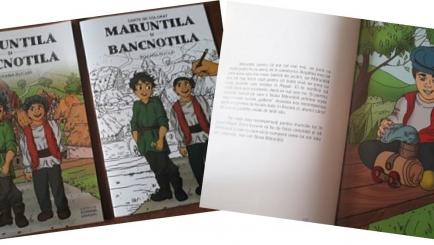 Educatie financiara prin povesti pentru copii