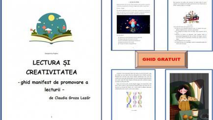 Ghid manifest de promovare a lecturii - de Claudia Groza Lazar