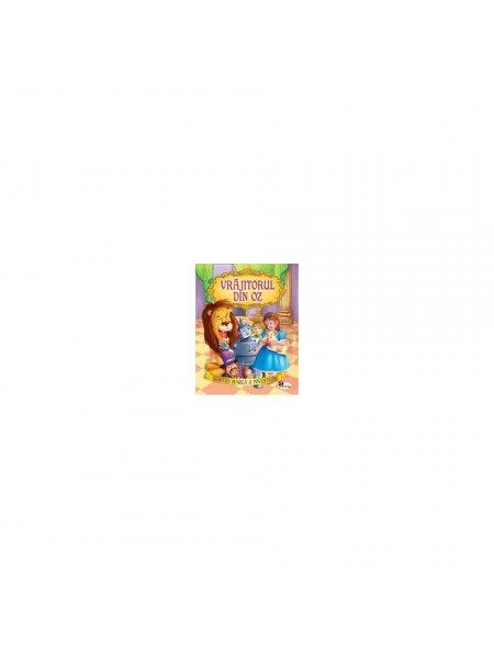 Cartea magica a povestilor - Vrajitorul din Oz