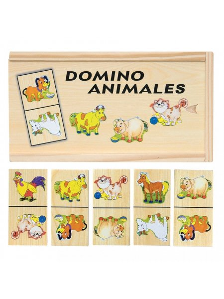 Domino animale domestice