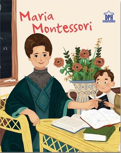 Maria Montessori - autobiografie pentru copii - coperta