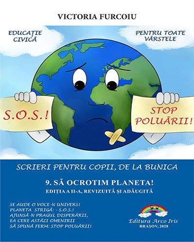 Sa ocrotim planeta! - poezii ilustrate