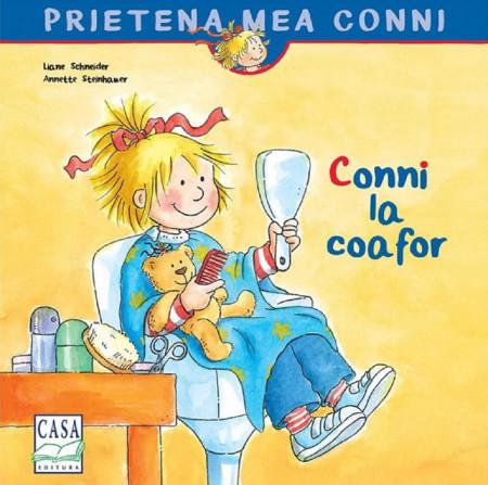 Prietena mea Conni. Vol. 20 - Conni la coafor - coperta