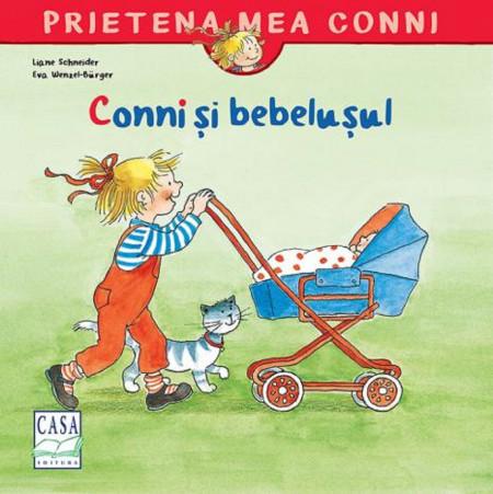 Prietena mea Conni. Vol. 6 - Conni si bebelusul - coperta
