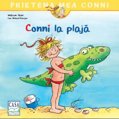 Prietena mea Conni. Vol. 7 - Conni la plaja - coperta