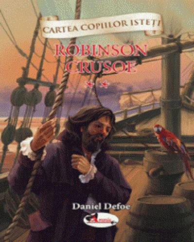 Robinson Crusoe - de Daniel Defoe - vol. 2