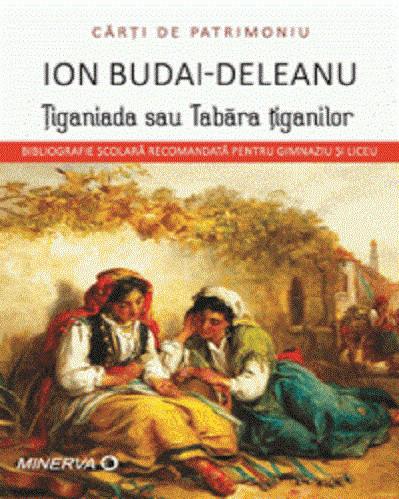Tiganiada sau Tabara tiganilor - de Ion Budai-Deleanu