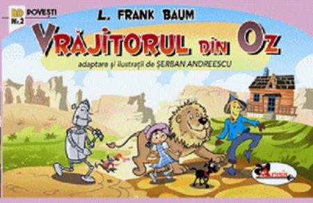 Vrajitorul din Oz - benzi desenate