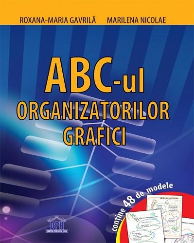 ABC-ul organizatorilor grafici - tehnici de predare si invatare - coperta