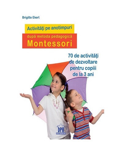 Activitati pe anotimpuri - dupa metoda pedagogica Montessori