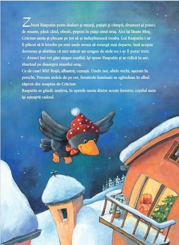 De Craciun, Rasputin gaseste fericirea - poveste palpitanta care se petrece in noaptea de Craciun - interior 2