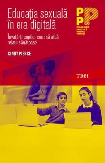 Educatia sexuala in era digitala - coperta
