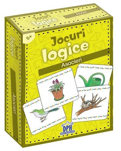 Jocuri logice. Axoeiri - carduri care antreneaza concentrarea si atentia copiilor, de la 5 ani