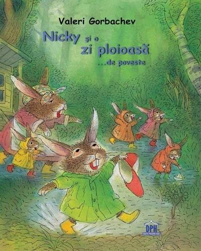 Nicky si o zi ploioasa...de poveste