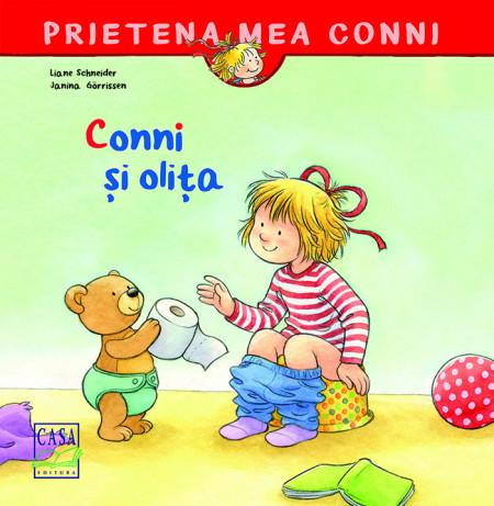 Prietena mea Conni. Vol. 1 - Conni si olita - coperta