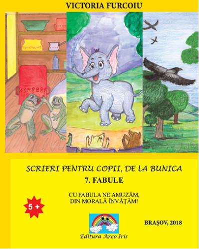 Scrieri pentru copii, de la bunica - Fabule