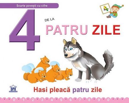 4 de la Patru zile - carte ilustrrata de povesti si activitati