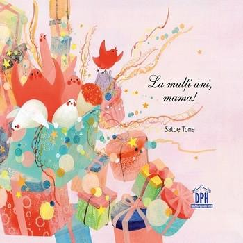 La multi ani, mama! - carte ilustrata de povesti