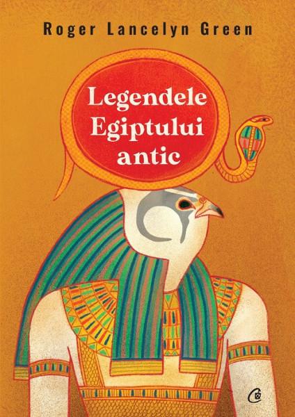 Legendele Egipului antic - coperta
