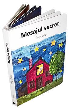 Mesajul secret - carte de Eric Carle despre curiozitatea copiilor