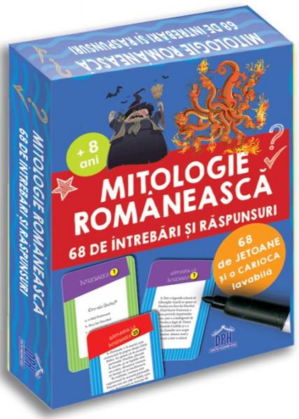 Mitologie romaneasca - 68 de intrebari si raspunsuri