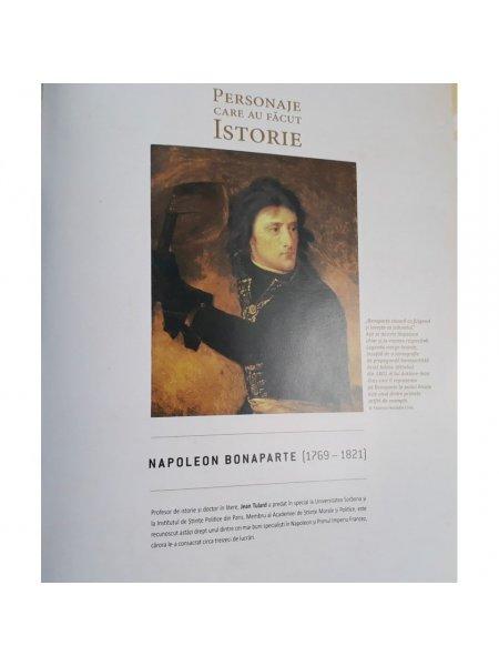 Personaje care au facut istorie. Napoleon - album de benzi desenate