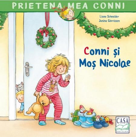 Prietena mea Conni. Vol. 28 - Conni si Mos Nicolae - coperta