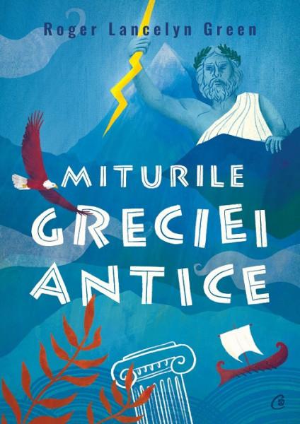 Miturile Greciei antice - coperta