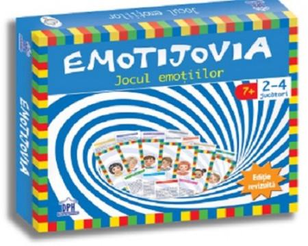 Emotijovia, editia revizuita - joc de explorare a emotiilor