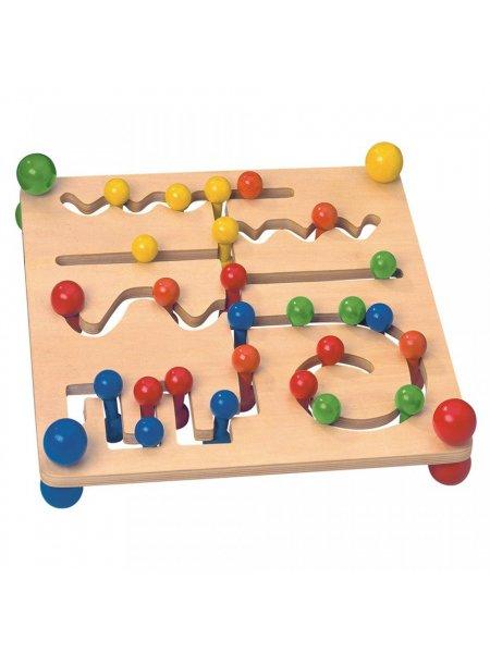 Labirint - din lemn