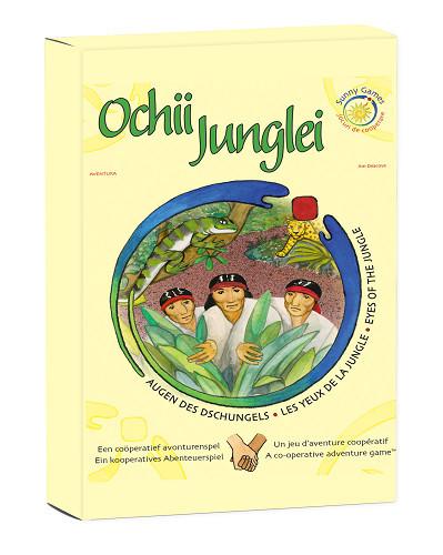 Ochii JUnglei - joc de strategie si cooperare +8 ani