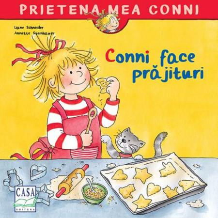Prietena mea Conni. Vol. 10 - Conni face prajituri - coperta