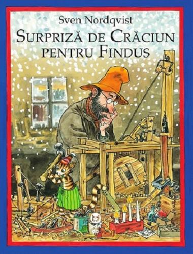 Surpriza de Craciun pentru Findus - coperta