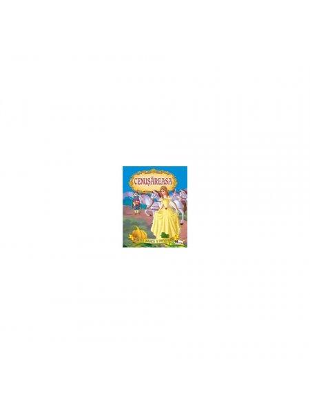 Cartea magica a povestilor - Cenusareasa