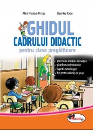 Ghidul cadrului didactic pentru clasa pregatitoare