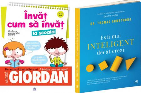 pachet promotional pentru scolari pentru a se cunoaste mai bine