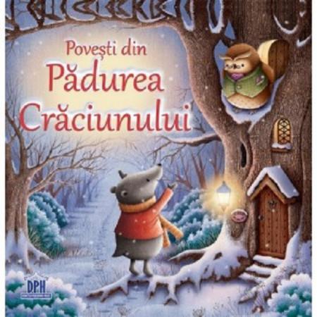 Povesti din Padurea Craciunului - coperta