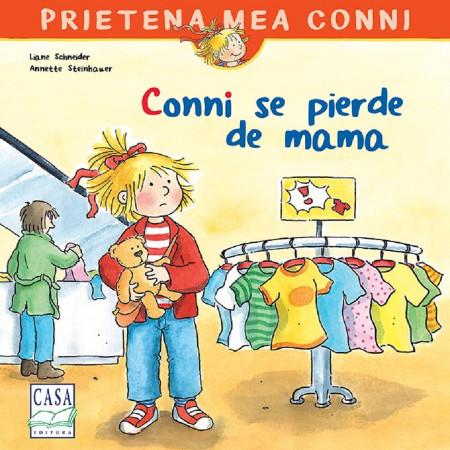 Prietena mea Conni. Vol. 12 - Conni se pierde de mama - coperta