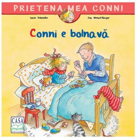 Prietena mea Conni. Vol. 22 - Conni e bolnava - coperta