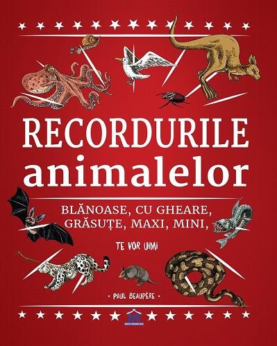 Recordurile animalelor - enciclopedie